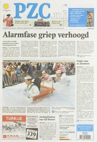 Provinciale Zeeuwse Courant 2009-04-30