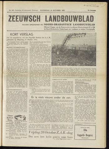Zeeuwsch landbouwblad ... ZLM land- en tuinbouwblad 1955-10-22