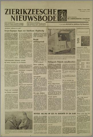 Zierikzeesche Nieuwsbode 1963-03-01
