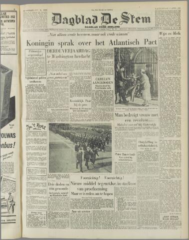 de Stem 1952-04-05
