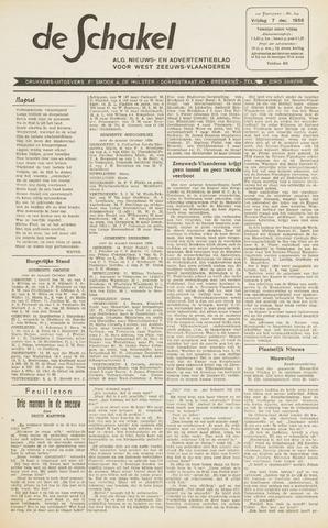 De Schakel 1956-12-07