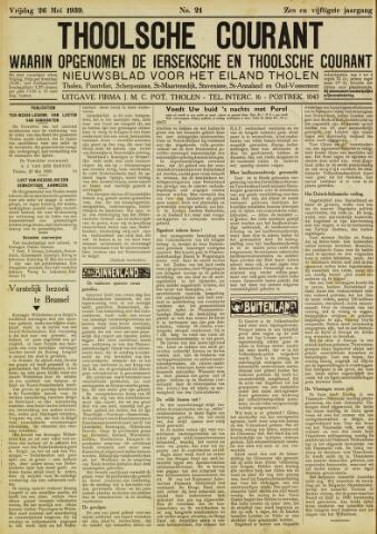Ierseksche en Thoolsche Courant 1939-05-26