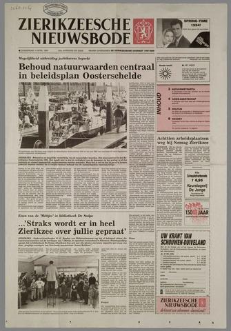 Zierikzeesche Nieuwsbode 1994-04-14