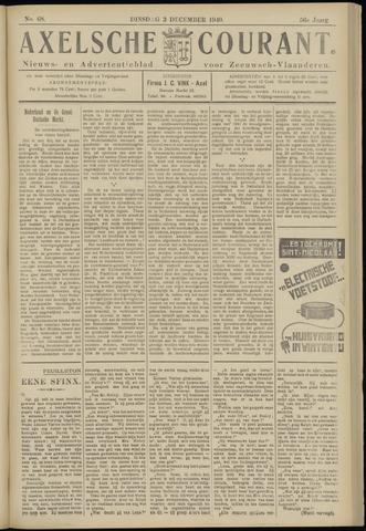 Axelsche Courant 1940-12-03
