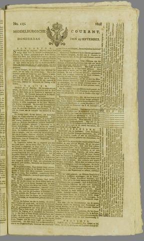 Middelburgsche Courant 1806-09-25