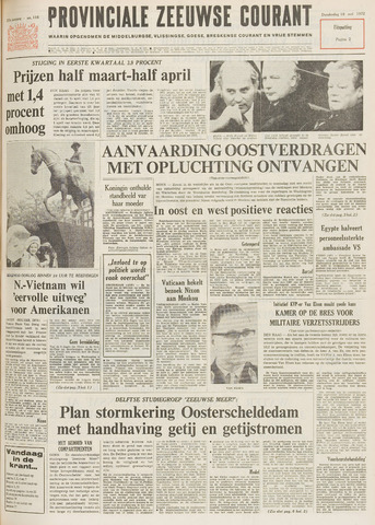 Provinciale Zeeuwse Courant 1972-05-18