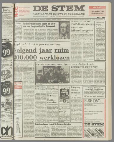 de Stem 1980-09-05