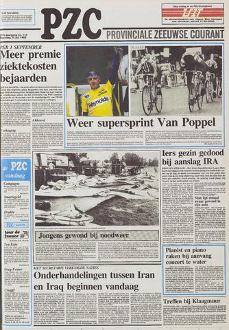 Provinciale Zeeuwse Courant 1988-07-25