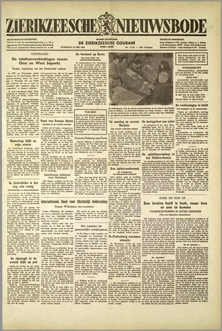 Zierikzeesche Nieuwsbode 1952-05-28