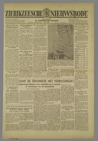 Zierikzeesche Nieuwsbode 1952-09-11