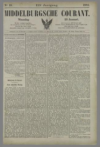 Middelburgsche Courant 1882-01-23
