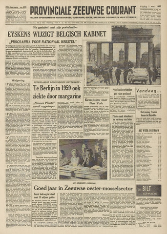 Provinciale Zeeuwse Courant 1960-09-02