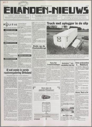 Eilanden-nieuws. Christelijk streekblad op gereformeerde grondslag 1995-08-29