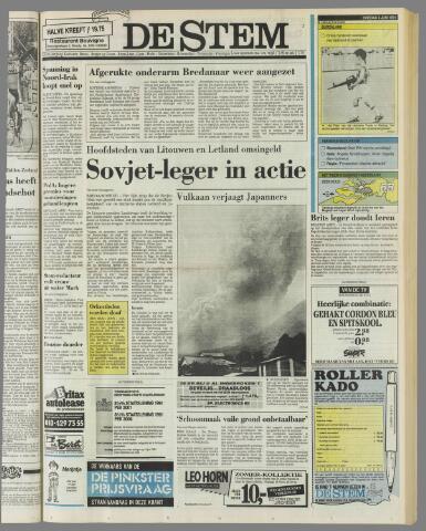 de Stem 1991-06-04