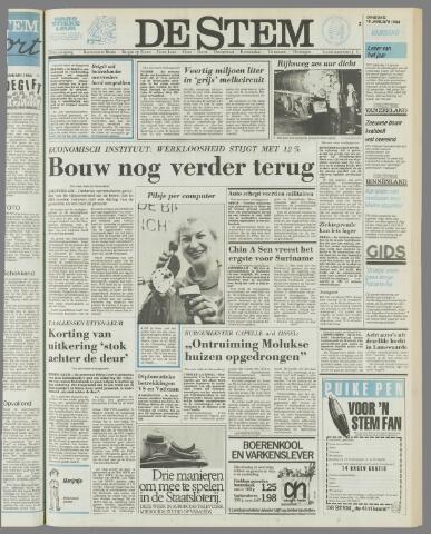 de Stem 1984-01-10