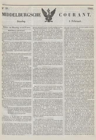 Middelburgsche Courant 1866-02-06