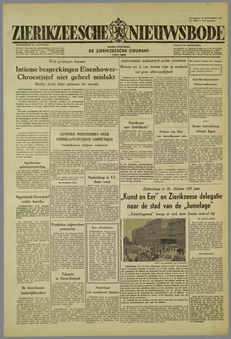Zierikzeesche Nieuwsbode 1959-09-28