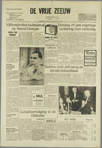 de Vrije Zeeuw 1965-06-26