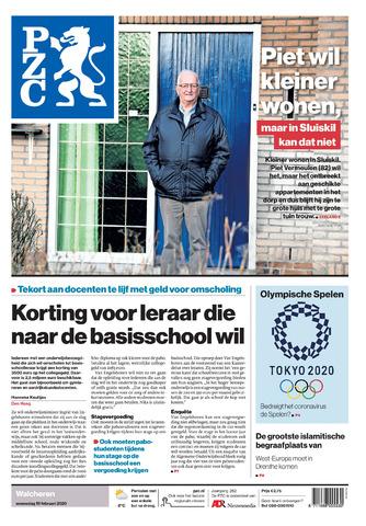 Provinciale Zeeuwse Courant 2020-02-19