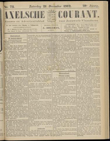 Axelsche Courant 1912-12-14
