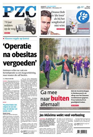 Provinciale Zeeuwse Courant 2016-04-15