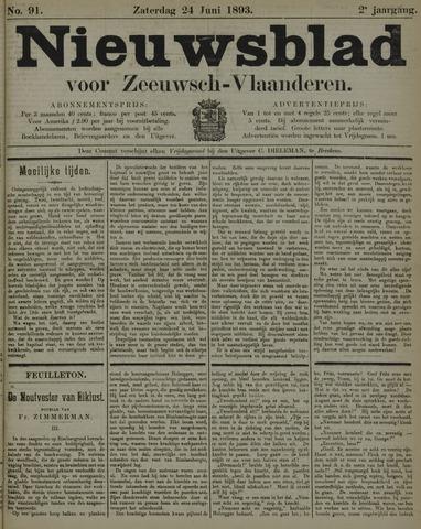 Nieuwsblad voor Zeeuwsch-Vlaanderen 1893-06-24
