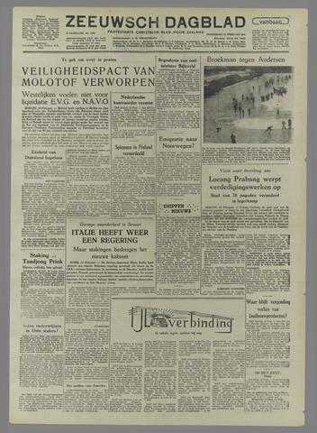 Zeeuwsch Dagblad 1954-02-11