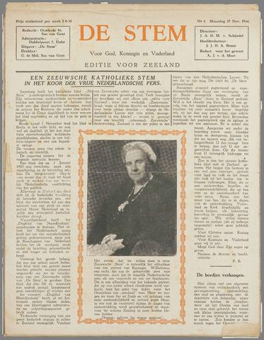 de Stem 1944-11-27