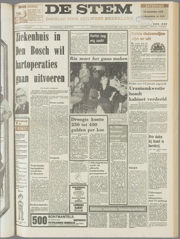 de Stem 1976-11-13