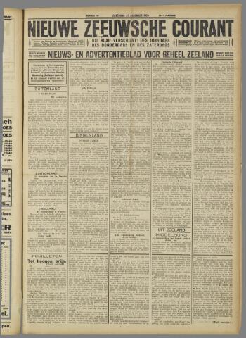 Nieuwe Zeeuwsche Courant 1924-12-27