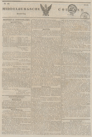 Middelburgsche Courant 1843-06-01