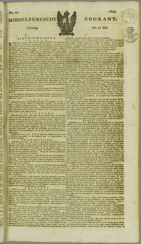 Middelburgsche Courant 1825-05-21