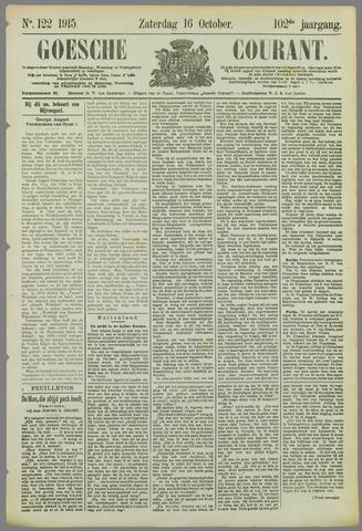 Goessche Courant 1915-10-16