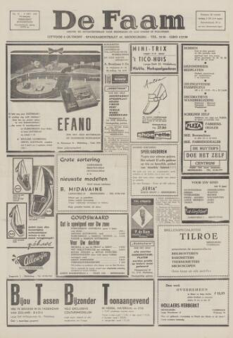 de Faam en de Faam/de Vlissinger 1969-10-09