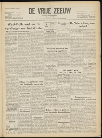 de Vrije Zeeuw 1952-12-30