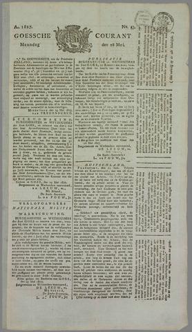 Goessche Courant 1827-05-28