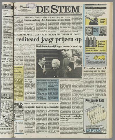 de Stem 1989-01-21