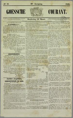 Goessche Courant 1862-03-13