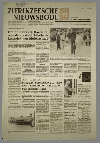 Zierikzeesche Nieuwsbode 1981-06-09