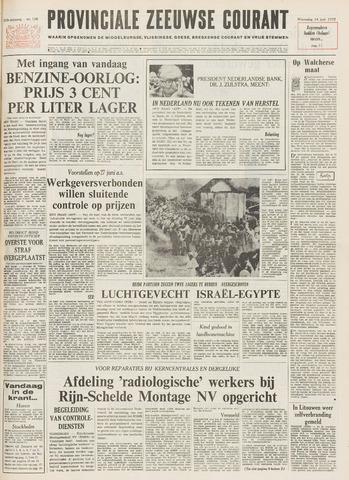 Provinciale Zeeuwse Courant 1972-06-14