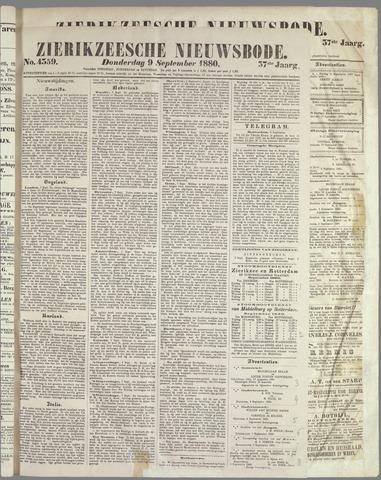 Zierikzeesche Nieuwsbode 1880-09-09