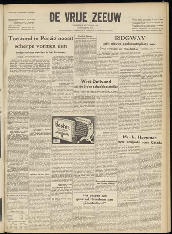 de Vrije Zeeuw 1951-09-28