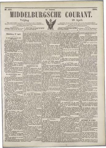 Middelburgsche Courant 1899-04-28
