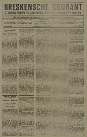 Breskensche Courant 1923-11-07