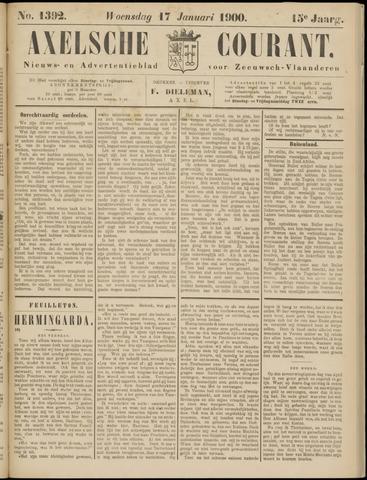 Axelsche Courant 1900-01-17