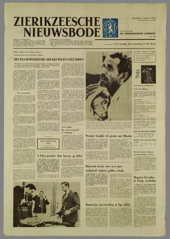 Zierikzeesche Nieuwsbode 1972