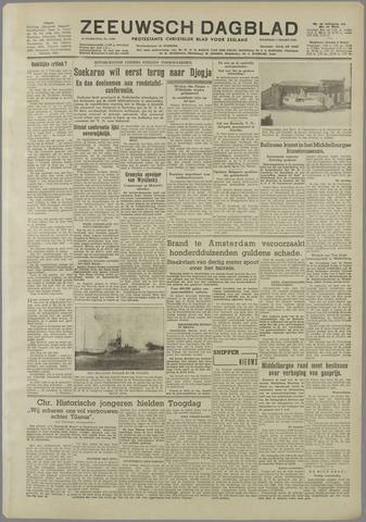 Zeeuwsch Dagblad 1949-03-07