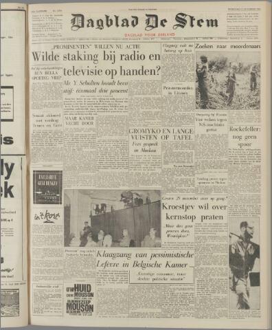 de Stem 1961-11-22
