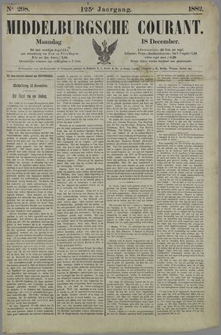 Middelburgsche Courant 1882-12-18