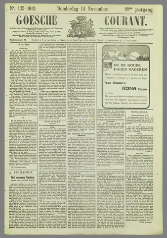 Goessche Courant 1912-11-14